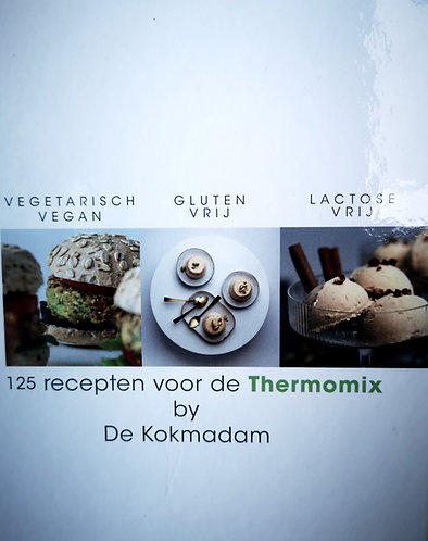 TM los boekje van de Kokmadam