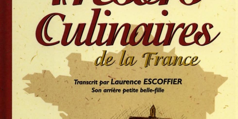volzet - Maandthema: de Franse keuken, altijd top! - 55€