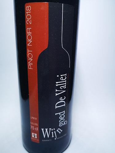 Wijngoed De Vallei - Pinot Noir 2018