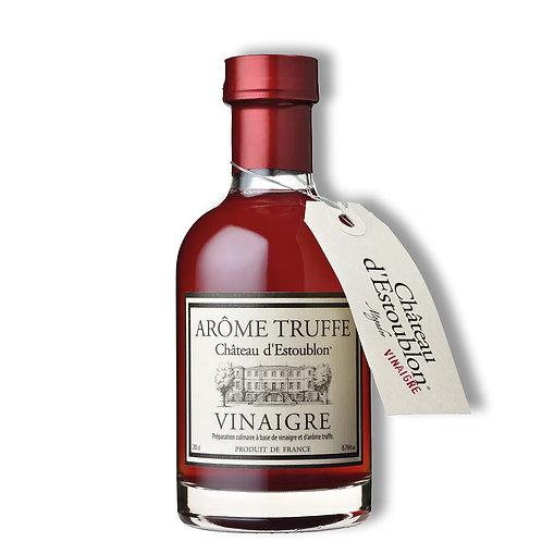 Chat.d'Estoublon vinaigre vin vieux rouge à la truffe 200 ml