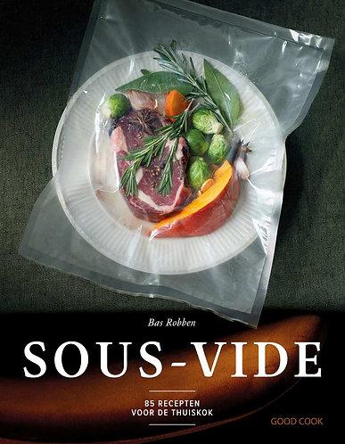 boek - SousVide - 85 recepten voor de thuiskok
