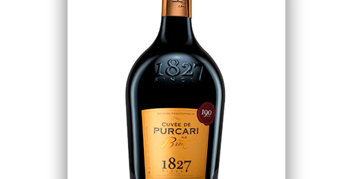 CUVÉE DE PURCARI BRUT WHITE WINE