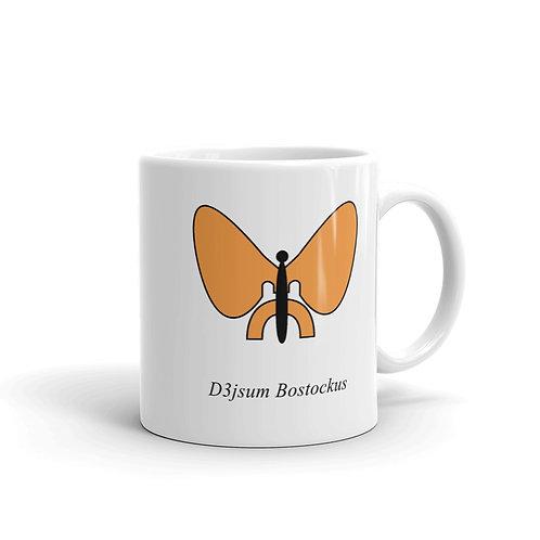 Datavizbutterfly - D3js Bostockus - Mug