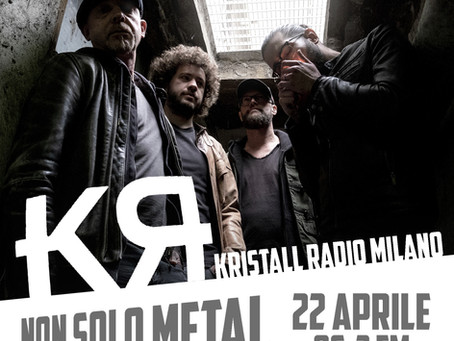 Intervista su Kristall Radio @ NonSoloMetal