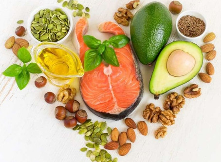 Brain Foods Part 1 - Looking at Omega-3's