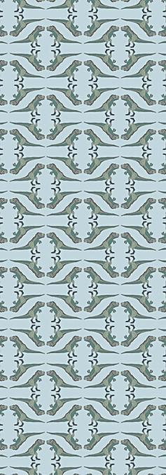 Elena Salmistraro Texturae Dino carta da