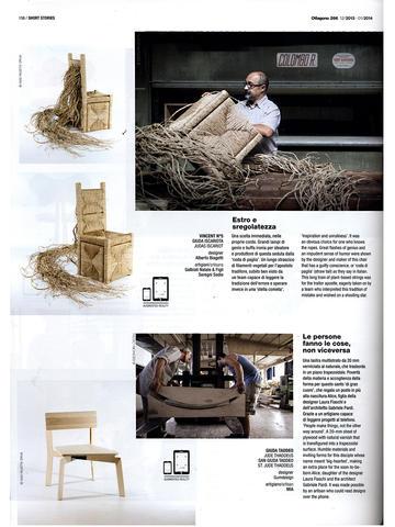 097 f Elena Salmistraro Designer Ottagon