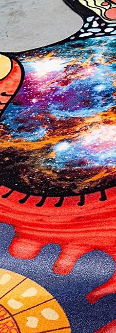 Space Escape Plearen by Elena Salmistrar