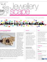 013 Elena Salmistraro Designer jewellery