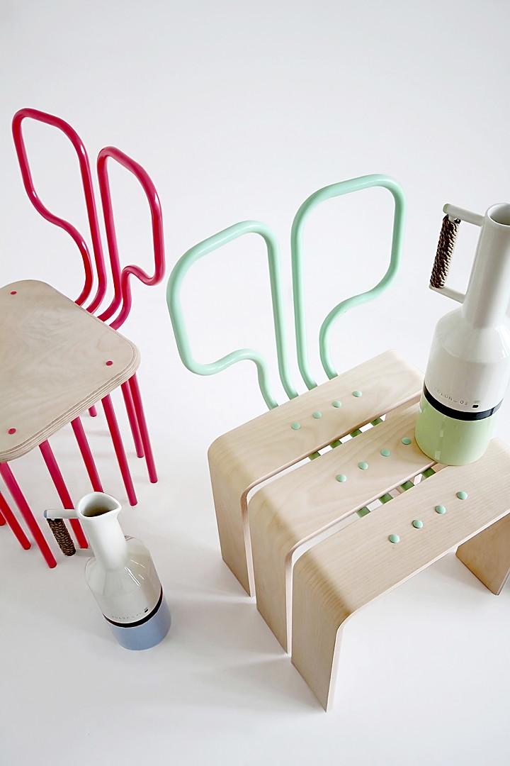 Elena Salmistraro designer caraffe brocc