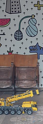 SCRIBBLES Elena Salmistraro wallpaper ca