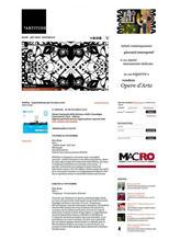 018 Elena Salmistraro Designer artitude.