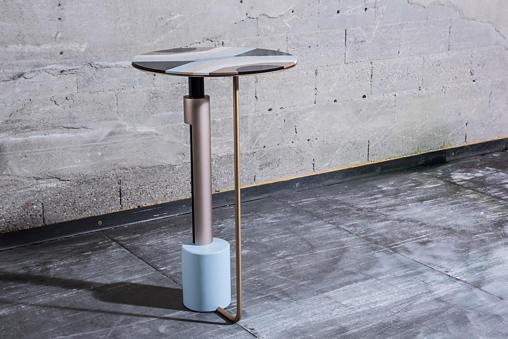 Trama_Elena Salmistraro Bar Side Table S