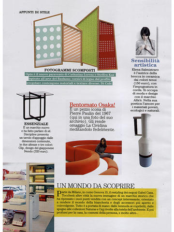 079 b Elena Salmistraro Designer Casa vi