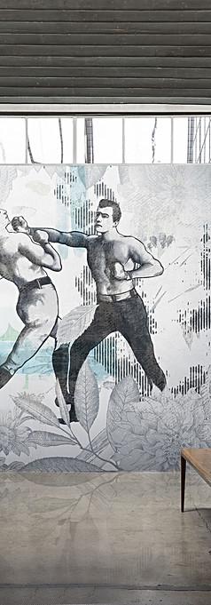 Londonart 18034 Boxers - Elena Salmistra