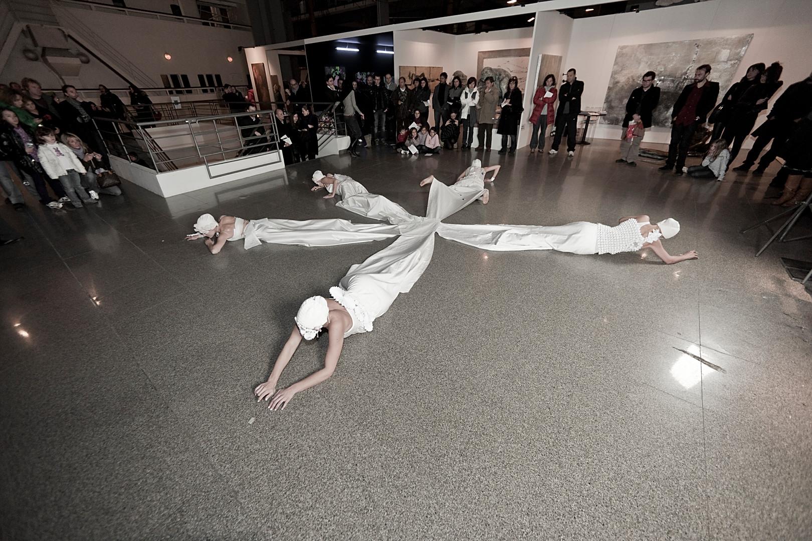 Turpiacque step 09 fiera performance art