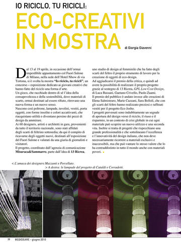 06 b Elena Salmistraro Designer  ecoidea