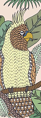 Elena Salmistraro Texturae Cockatoo cart