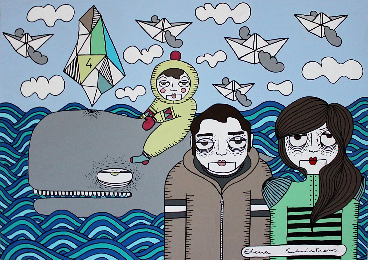 viaggio onirico nell'oceano - oniric tra