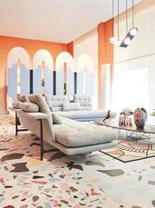 "Urban Living Milano designed for Vitra + Spotti won the international award ""BigSee awards"" 2020"