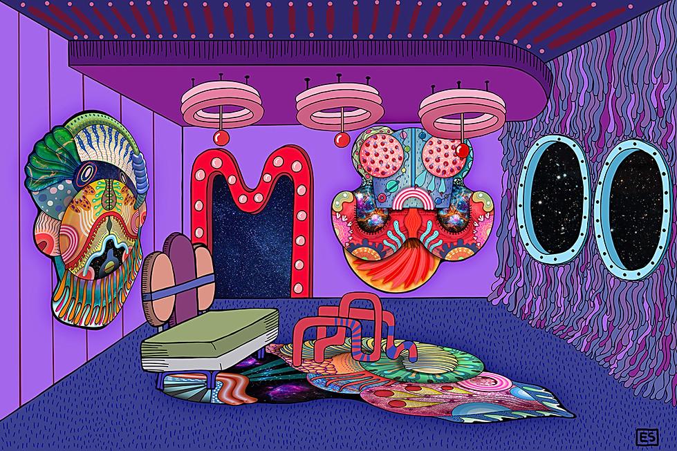 01. Space Escape Room Elena Salmistraro