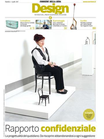 Corriere della Sera Design 4 Aprile 2017