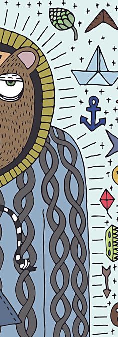 Elena Salmistraro Texturae Scribbles car