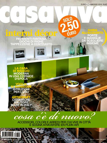 079 a Elena Salmistraro Designer Casa vi
