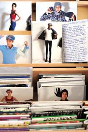 La boite de petits carnets d'images_140