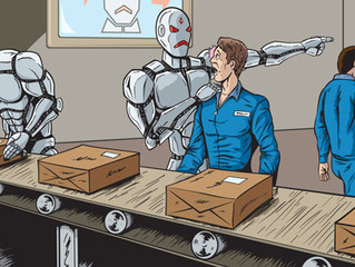 How to Beat the Robots