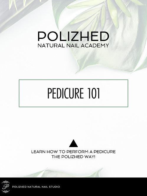 Pedicure 101