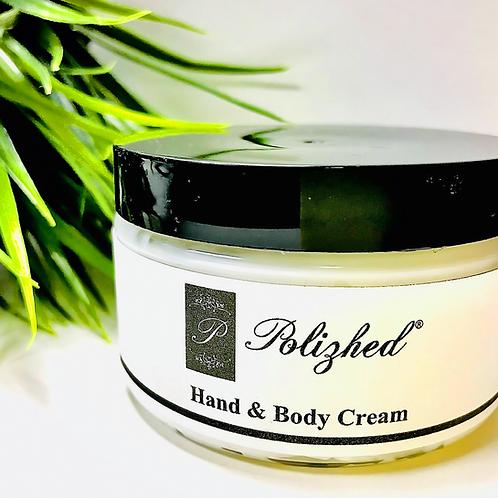 Hand & Body Cream (Whipped)