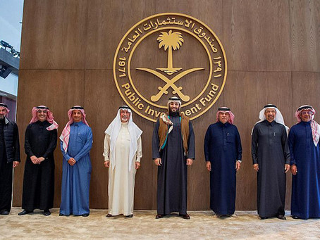 PIF & FII - Investment at the centre of Saudi vision