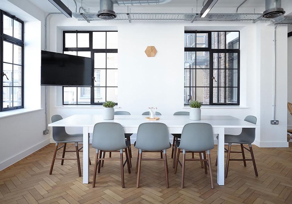 weiß Büro