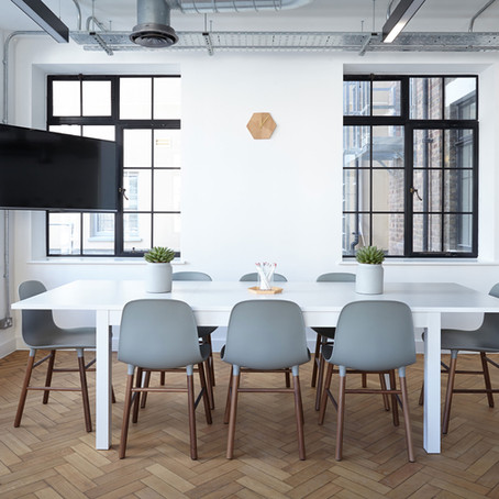 Basic FENG SHUI Tips for your Office