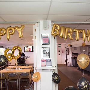 CURLENA'S SUPRISE 60TH BIRTHDAY PARTY
