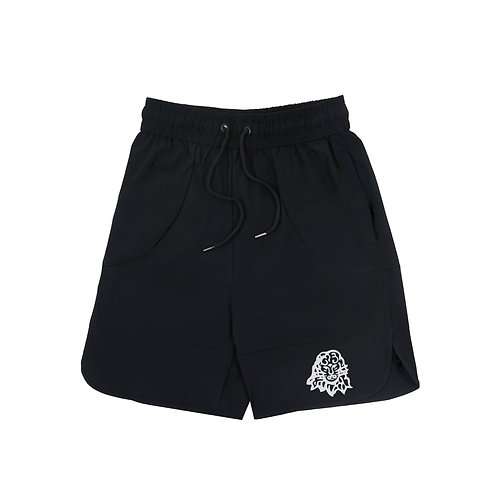 Lion Head shorts GLOW IN THE DARK