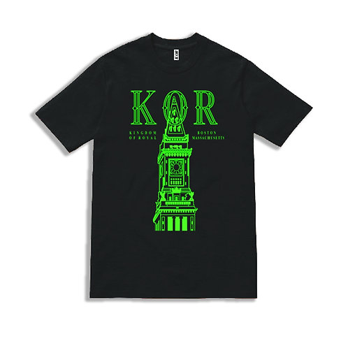 KOR Clock Tower Tee