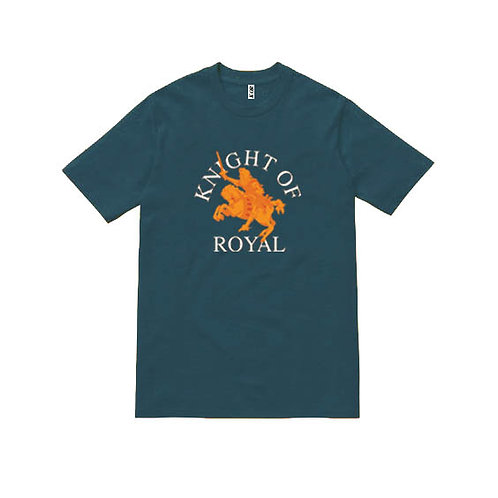 KNIGHT OF ROYAL DARK TEAL