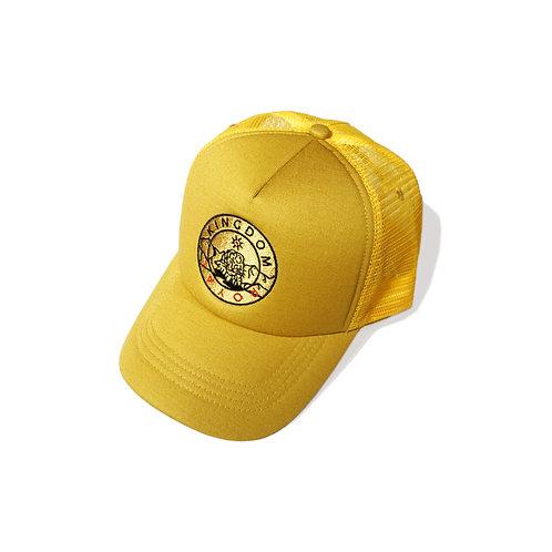 *KOR TRUCKER CAP GOLD*