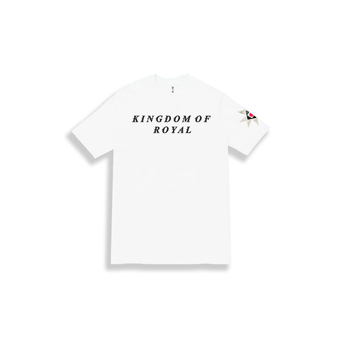 KINGDOM OF  ROYAL &   EMBLEM