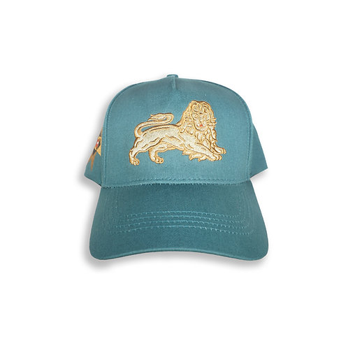 KOR LION CROWN Teal