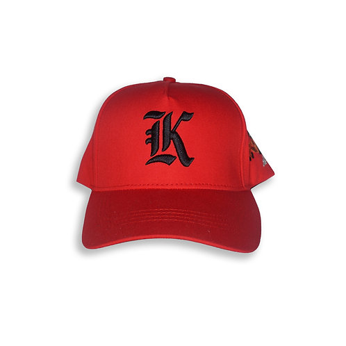 KOR KNIGHT CROWN RED