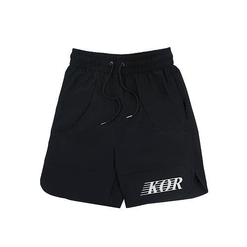 KOR LOGO shorts GLOW IN THE DARK
