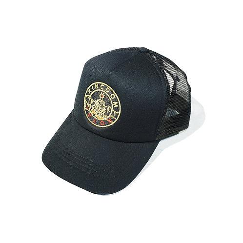 KOR TRUCKER CAP BLACK