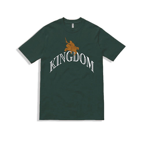 KINGDOM ARCH GREEN