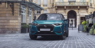 The Citroen DS 3 Crossback E-Tense is designed for luxury, taking a different approach to other premium electric SUVs in the market. The DS3 Crossback E-Tense comes from Citroen's luxury division and offers three driving modes to customise your driving experience, as well as a number of safety features.