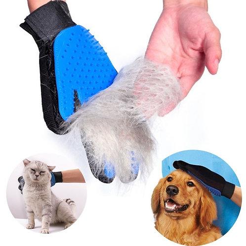 Gant magique pour chiens et chats