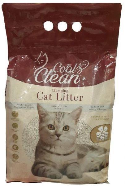 Litière pour chat ultra agglomérante 10 L - Baby powder
