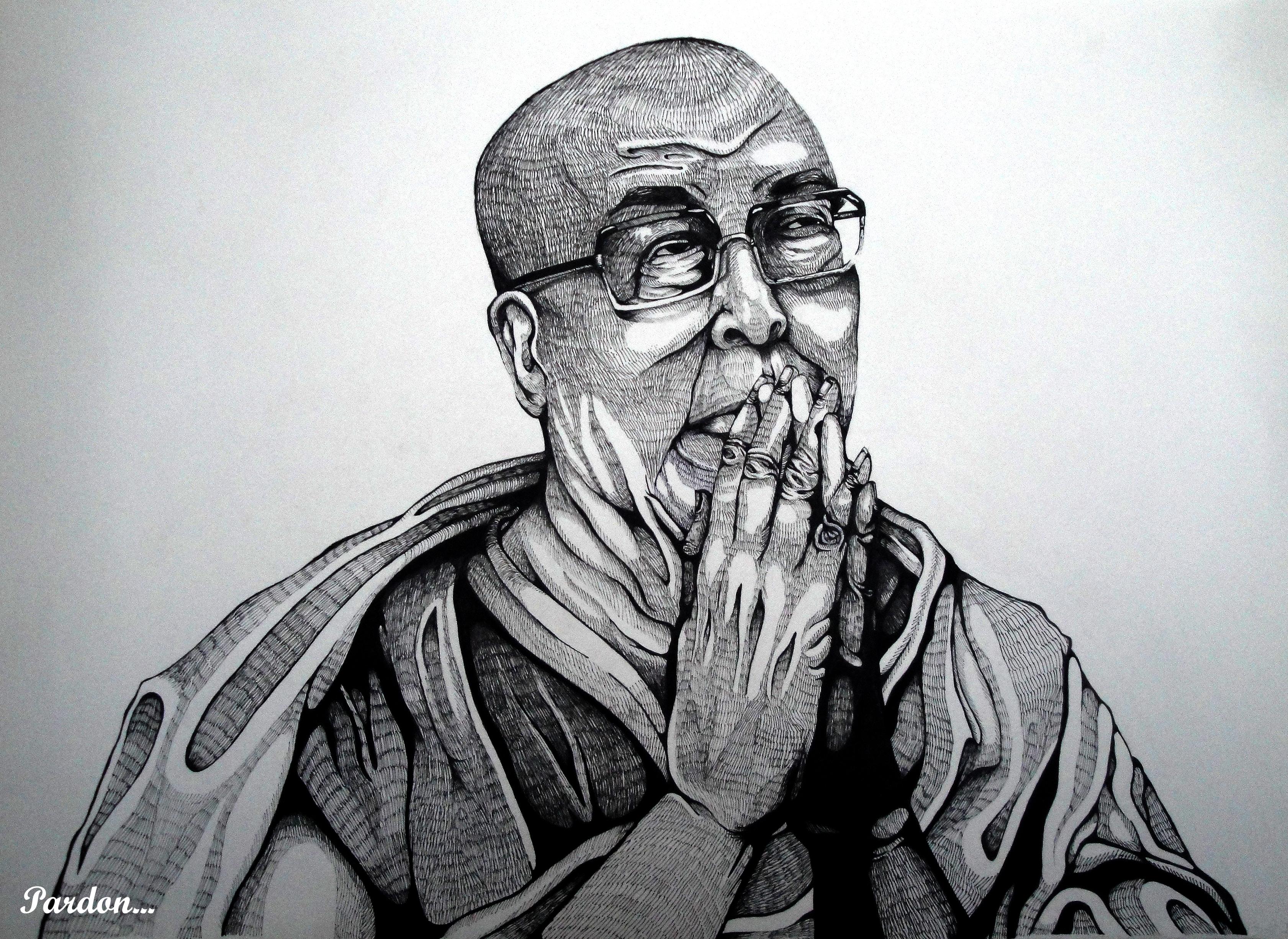 Le Dalaï Lama - Tenzin Gyatso